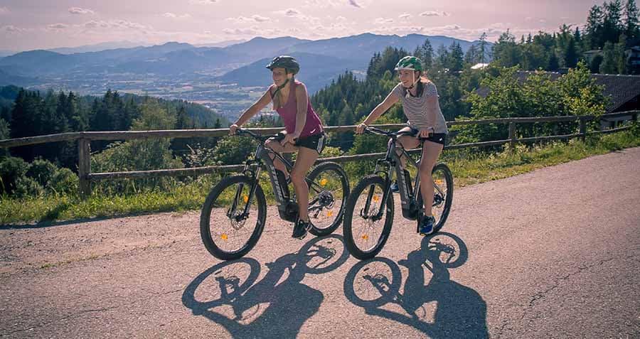 Wie du deinen Partner fürs Biken begeisterst