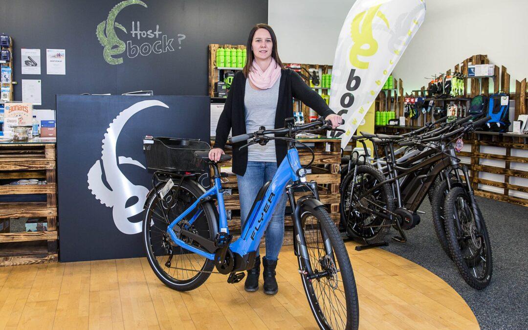 Gute Gründe für ein E-Bike als Ostergeschenk